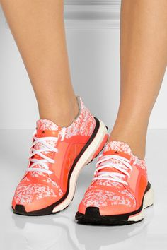 Adidas by Stella McCartney Trochilus Boost printed sneakers