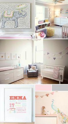 IHeart Organizing: UHeart Organizing: A Small Space Nursery DIY