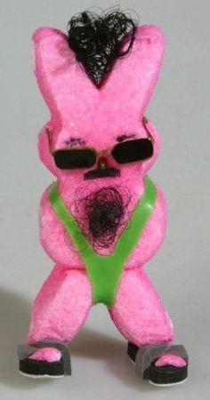 Borat Peeps #expressyourpeepsonality