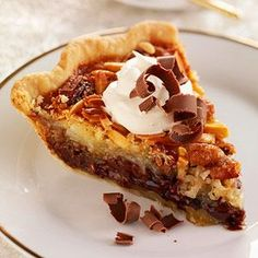 fantasy chocolate pie