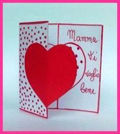 Biglietti per la Festa della Mamma da Maestra Renata