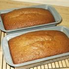 applesauce bread - just made this and got 4 mini loaves and 8 muffins. Not too sweet using unsweetened applesauce.