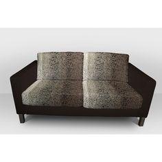 bezug f r ikea sofa karlstad 2 sitzer. Black Bedroom Furniture Sets. Home Design Ideas