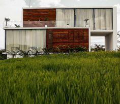 bromelia house Urban Recycle Architecture Studio