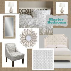 Blooming Homestead- My master bedroom inspiration.