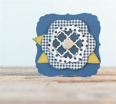 3D floral card. Make It Now in Cricut Design Space