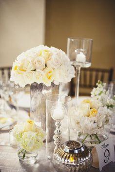 #wedding worthy table flowers
