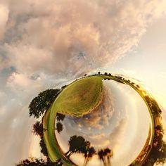 Alternate Perspectives: surreal landscape photography by Randy Scott Slavin - In Dreams II, Florida  Picture: Randy Scott Slavin/Rex Features