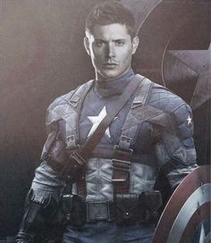 Wishful thinking.... Maybe after Chris Evans has fulfilled all his Captain America movies... jensen ackl