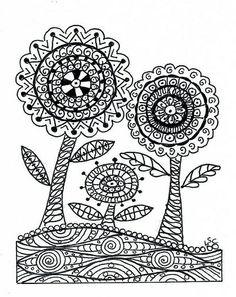 New beginings by dots 'n' doodles, via Flickr