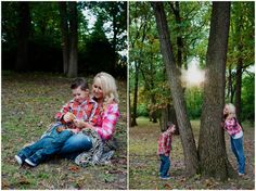 Mother & Son Fall Photography | Lucy Dennis | Family & Child Photographer | Chicago