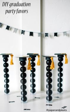 DIY graduation party
