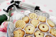 assort cooki, butter cooki, galleta receta, food, spritz cooki, cooki recip
