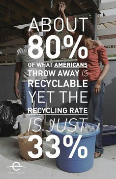 Visit: StayingPositiveU.com..........Get recycling and set a good example for your #kids!