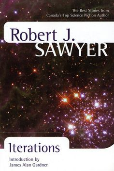 Iterations by Robert J. Sawyer contains the short story Fallen Angel.