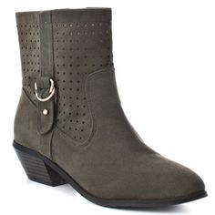 Anderson - Grey - Yvonne's #shoes