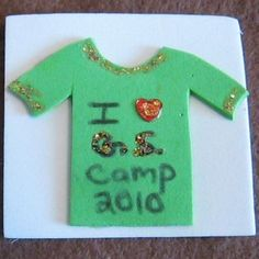 girl scout swap ideas for camping - Google Search