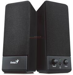 Boxe SP-S110 (Negru) la Pret Excelent - Componente Pc > Boxe Genius