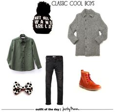 classic cool boys //