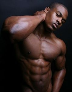 HOT BLACK MEN: Actor