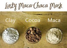 Lusty Maca Chaca Mask