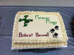 Cake from my 5th grade graduation!!