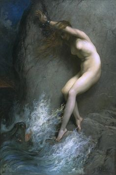 the damsel in distress! 〈Art of Gustave Dore〉 http://xaharts.org/va/gustave_dore.html
