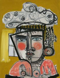 Original Art from Lola & Bess #hpmkt #Spring14 http://www.hpadc.com antiqu, spring14