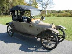 1916 Woods Mobilette -  (Woods Motor Vehicle Co. Chicago, Illinois, 1899-1919)