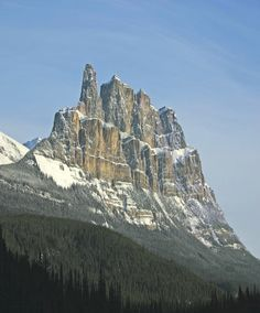 Castle Mountain, Alberta, #Canada