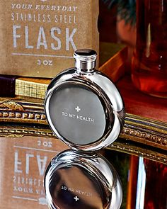 Tommy Bahama - To My Health #Flask