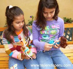 Tutorial: vestido para muñeca tejido a crochet!