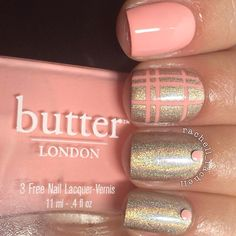 nail polish, pink nails, butter london, nail nailart, beauti