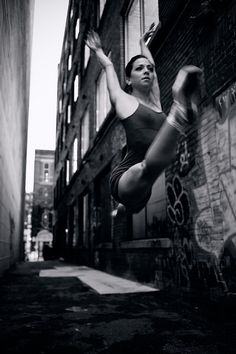 Dancer in the City