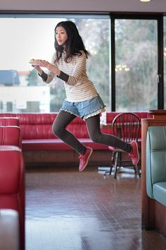 Levitation by Natsumi Hayashi