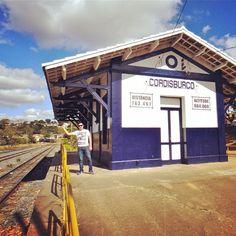 #cordisburgo #mg #guimaraesrosa #train  - @viniciusyamada   Webstagram