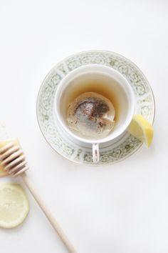 lemon tea & honey