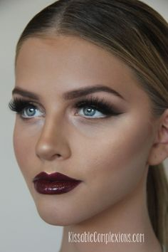 Kissable Complexions... Great makeup & makeup tutorial site!