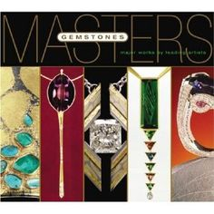 Masters: Gemstones: Major Works by Leading Jewelers Lark Jewelry & Beading: Amazon.co.uk: Lark Editors: Books