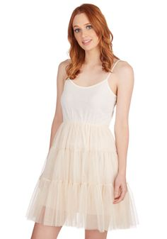 Give Me Gracefulness Full Slip in Ivory