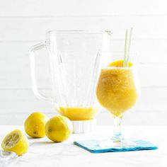 Grilled Peach Frappe