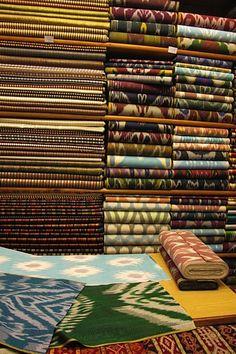 Ikat Textiles - Ista...