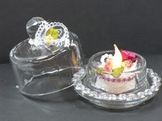 Creations by Gloria: Birthday Tea Light Cake