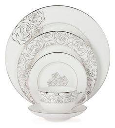 Waterford Monique Lhuillier Sunday Rose china