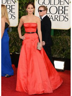 The Hottest Looks from the 2013 Golden Globes!