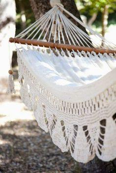 Love this hammock!