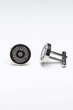 Chain Design Cufflinks.