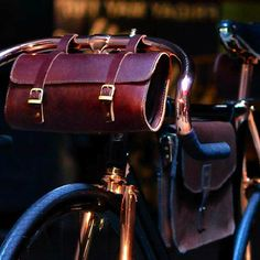 Jefferson Handlebar Bag by Detroit Cargo