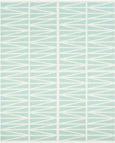 plastic rug, mint green, brita sweden, brita rug, britta sweden, color patterns, carpets, blankets, print patterns
