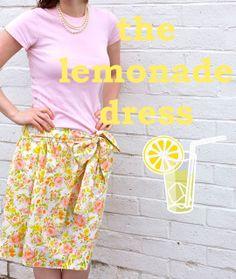 "The ""Lemonade"" Dress"